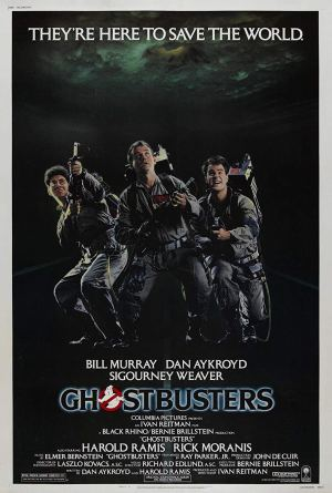 Ghostbusters - Poster