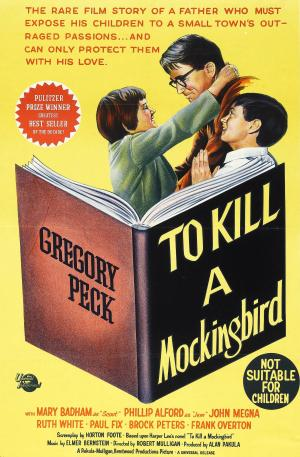 To Kill a Mockingbird - Poster
