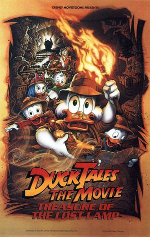 DuckTales the Movie - Poster