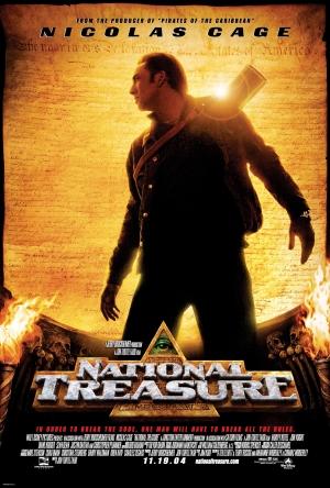 National Treasure - Poster