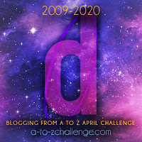 A to Z Challenge - D