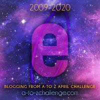 A to Z Challenge - E