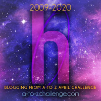 A to Z Challenge - H