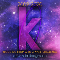 A to Z Challenge - K