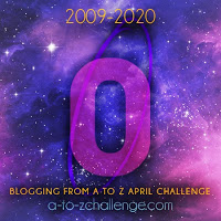A to Z Challenge - O