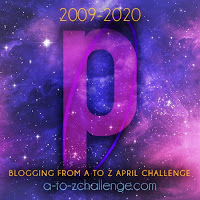 A to Z Challenge - P