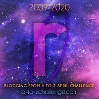 A to Z Challenge - R