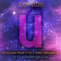 A to Z Challenge - U