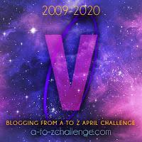 A to Z Challenge - V
