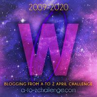 A to Z Challenge - W