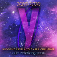 A to Z Challenge - Y