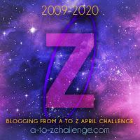 A to Z Challenge - Z