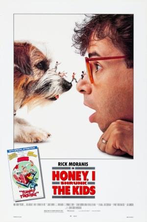 Honey I Shunk the Kids - Poster
