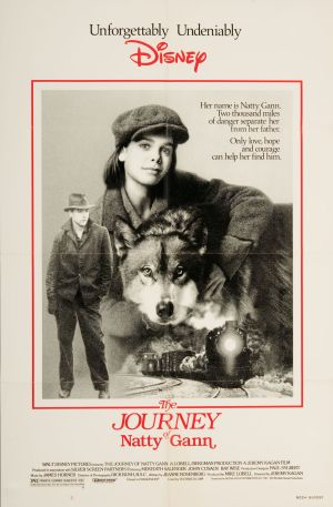 Journey of Natty Gann - Poster