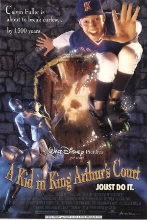 Kid in King Arthur's Court - Poster