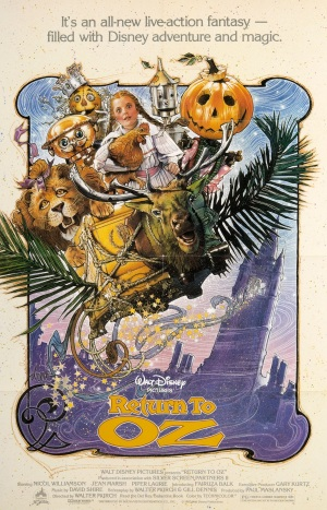 Return to Oz - Poster