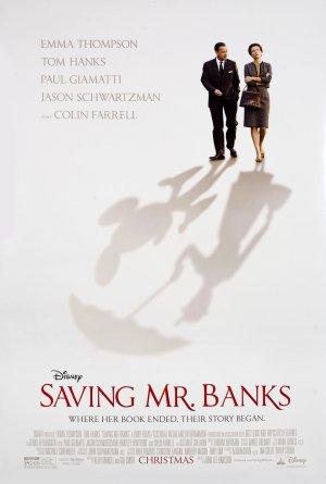 Saving Mr Banks - Poster