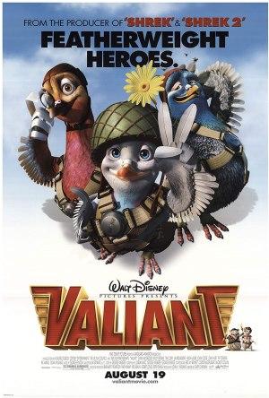 Valiant - Poster