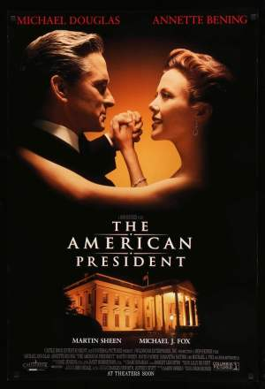 American President - Poster