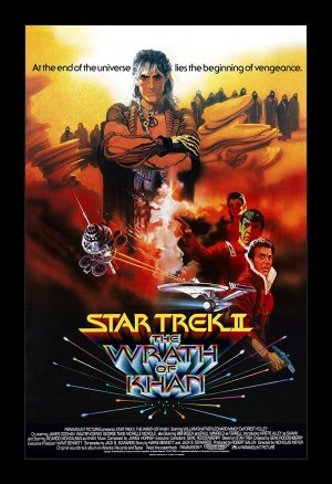 Star Trek II - Poster